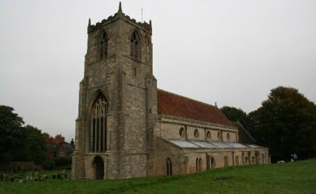 biserica din Anglia