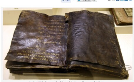 Biblie veche, Turcia