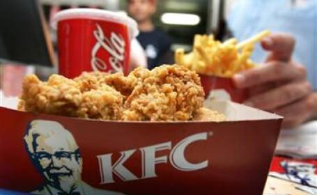Ultimul loc in care te asteptai sa gasesti un fast-food KFC