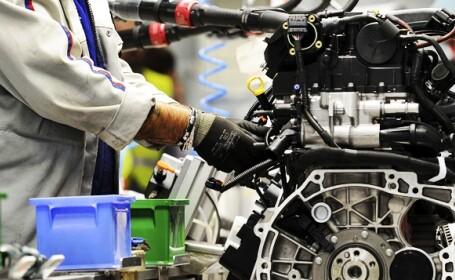 motor de masina, service