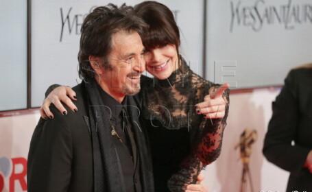 Al Pacino si Lucila Sola