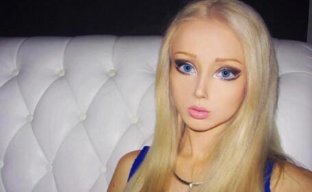 Cum arata tanara care nu are nevoie de machiaj pentru a arata ca o papusa Barbie
