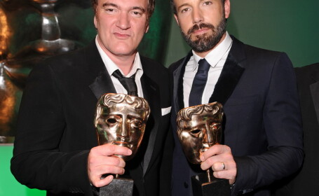 premiul BAFTA, Ben Affleck si Quentin Tarantino