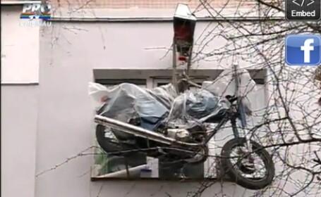 motocicleta Chisinau