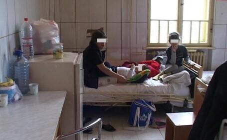 aglomeratie pat spital