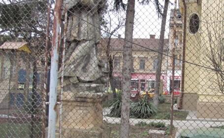 statuia sfantului nepomuk