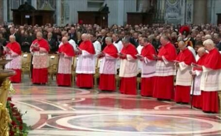 Cine va fi noul lider al Bisericii Catolice. O varianta ar putea fi un Papa de culoare