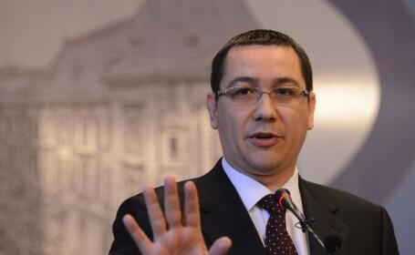 Mama premierului Ponta: \