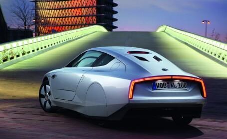 Revolutie mondiala. Volkswagen a lansat masina care consuma sub 1 litru/100 km. GALERIE FOTO
