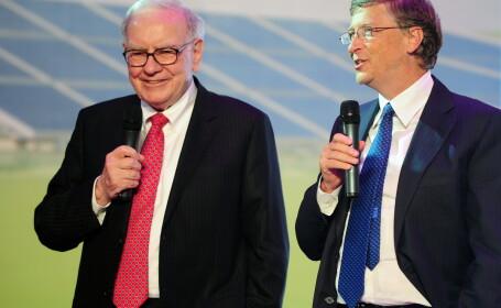 Miliardarii lumii, convinsi de Bill Gates sa-si cheltuiasca averile in noul lui proiect
