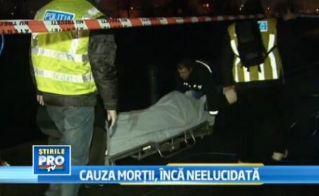 Primele concluzii in cazul tanarului gasit mort in Dambovita: nu exista urme care sa indice o crima