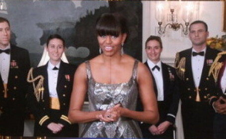 Michelle Obama la Oscar