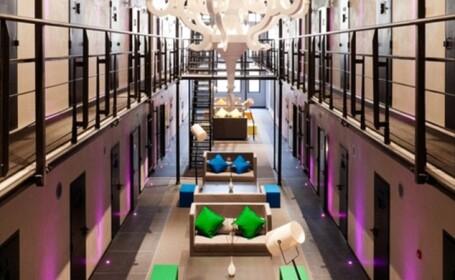 VIDEO. Inchisoarea olandeza transformata in hotel de lux. Cat costa o noapte de cazare aici