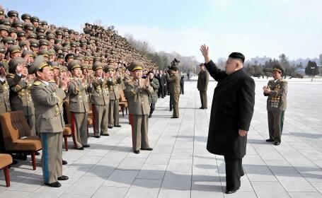 Coreea de Nord a avertizat Statele Unite ca se afla in raza de actiune a rachetelor nucleare