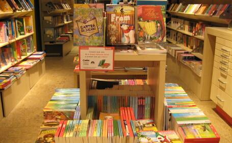 Cartile pentru copii la mare cautare in librariile din Cluj. Ce citesc copiii clujenilor?