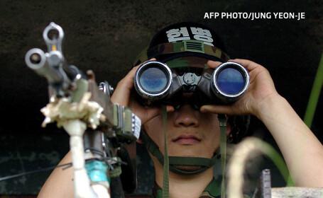 Invazia nord-coreeana, prevenita cu o banala consola de jocuri. Un Kinect sta in calea celui de-al Treila Razboi Mondial