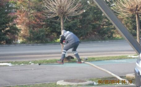 furt apa hidrant