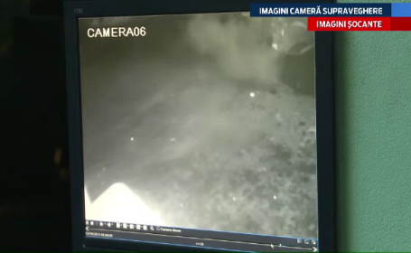 Doi tineri si-au pierdut viata la Buzau. Soferul a intrat cu viteza in vitrina unui magazin, apoi intr-un gard de beton