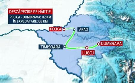 Romania, tara cu infrastructura la pamant, mai stabileste o \