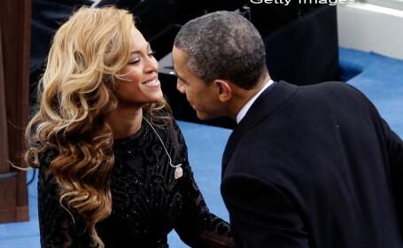 Beyonce, Barack Obama