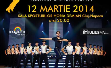 Turneul Lord of The Dance, mai aproape de Cluj. Michael Flatley trimite un mesaj publicului clujean