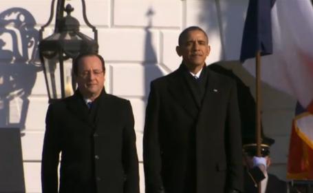 WikiLeaks: SUA a spionat trei presedinti francezi intre 2006 si 2012. Primele reactii ale oficialilor francezi