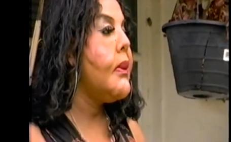 Cum arata Rajee Narinesingh, transsexualul cu chipul cimentat. \