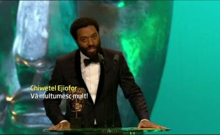 Chiwetel Ejiofor, Bafta 2014