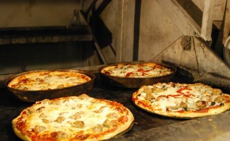 Americanii au inventat pizza care nu se strica: are un termen de valabilitate de 3 ani