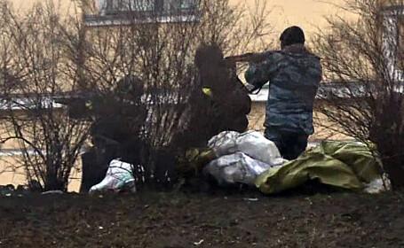 Misterul lunetistilor care au pus Kievul sub teroare. Cine s-a aflat in spatele baii de sange din EuroMaidan
