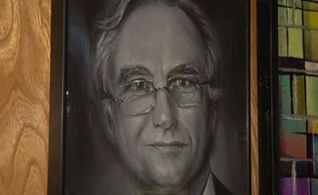 Un artist din Statele Unite foloseste cenusa celor care au murit si ale caror portrete le deseneaza