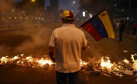 Bilantul celor 15 zile de prosteste violente din Venezuela: 8 morti si peste 130 de raniti
