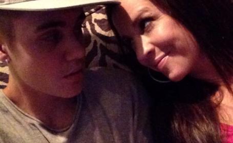 Mama lui Justin Bieber