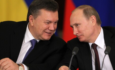 Viktor Ianukovici a fugit in Rusia. Presedintele demis al Ucrainei va da declaratii vineri