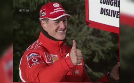 Schumacher a inceput sa recunoasca fetele membrilor familiei si plange atunci cand aude vocile copiilor si sotiei lui