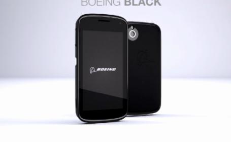 Boeing Black Smartphone