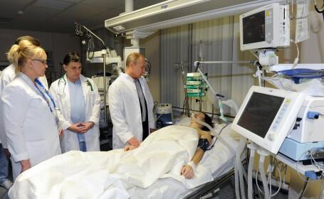 Paralizia sportivei Maria Komissarova este definitiva, dupa fractura de coloana de la Jocurile Olimpice