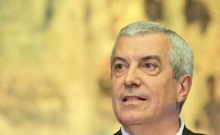 Cum explica Tariceanu votul senatorilor in cazul Vosganian. Fostul premier are un mesaj si pentru Klaus Iohannis
