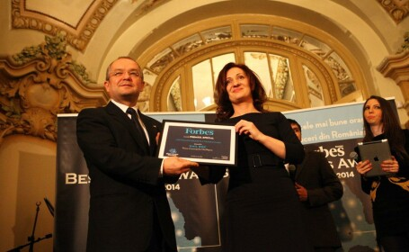 Cluj, Forbes, competitie