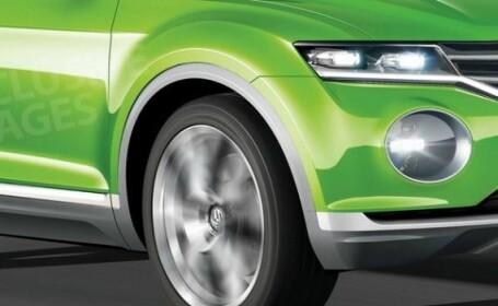 Surpriza de la Geneva: primele imagini cu noul Volkswagen