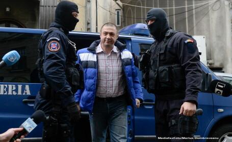 Rudel Obreja, arestat definitiv in dosarul Gala Bute. Magistratii au respins solicitarea lui de a fi cercetat in libertate