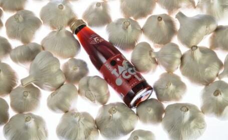 Cola cu usturoi