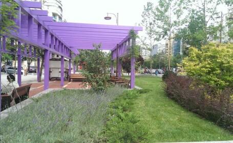 Constructiile roz de pe cel mai mare bulevard al Bucurestiului - ilegale