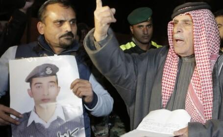 Iordania a razbunat moartea pilotului ars de viu de Statul Islamic. Doi detinuti irakieni au fost executati miercuri