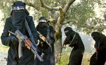 femei jihadiste