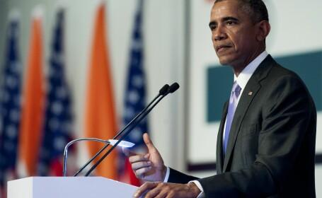 Barack Obama asigura Republica Moldova, Georgia si Ucraina de sprijinul total al SUA impotriva agresiunii ruse