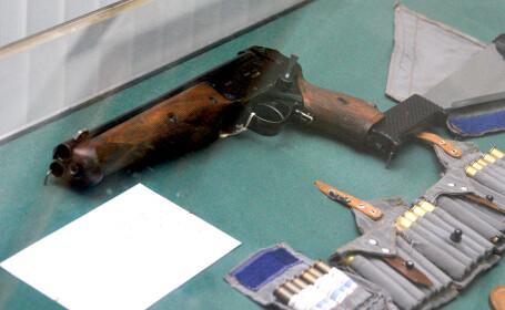 arma TB-82 in dotarea cosmonautilor rusi