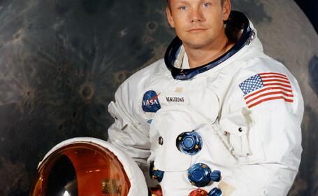 Descoperire istorica in dulapul lui Neil Armstrong. Sotia sa a gasit o geanta cu obiecte folosite la prima misiune pe Luna