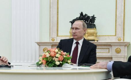 Hollande, Putin, Merkel, cover