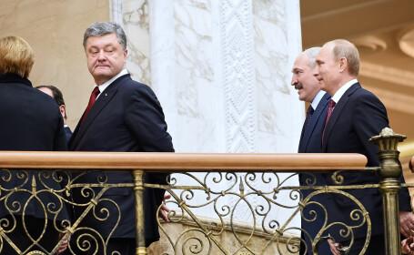 Petro Porosenko, Vladimir Putin